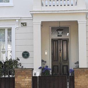 Gerald Finzi house