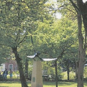 Dam busters memorial park, Steenbergen Netherlands