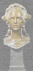 Madonna of the peach tree 1910 Sir George Frampton statue