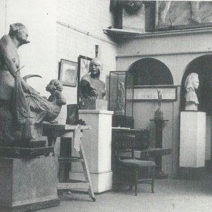 Gilbert Bayes studio