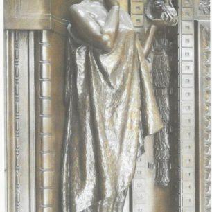 Sir William Reid Dick  statue