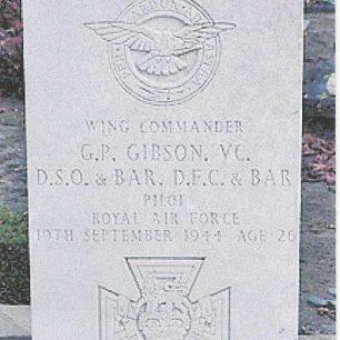 Guy Gibson tomb