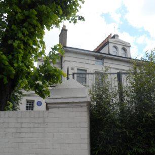 Thomas Hood house