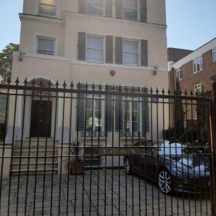 Gilbert Bayes house