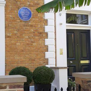 William Frith plaque