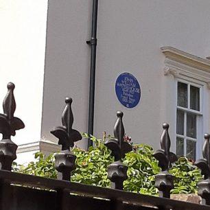 John Waterhouse plaque
