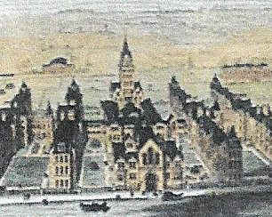 St |Marylebone infirmary