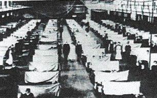 Spanish flu and St John's Wood 1918 - 20