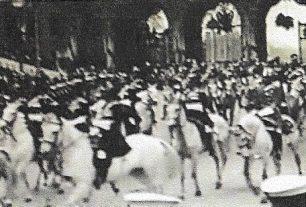 Indian army escort