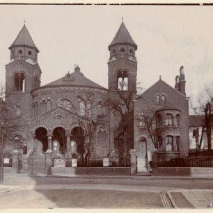 Abbey Rd Baptist chapel