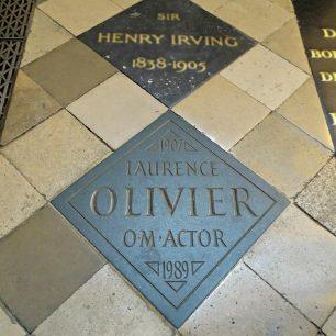Westminster Abby memorial