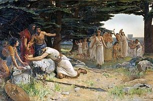 Jephthah by Jessie Macgregor | Walker Art Gallery