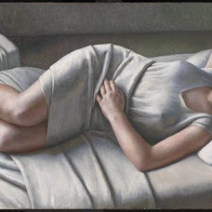 Morning by Dod Proctor c Tate Gallery | Tate Gallery