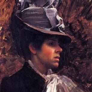 Esther Kenworthy by John Waterhouse 1885