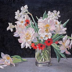 Flowers by Katharine Clausen