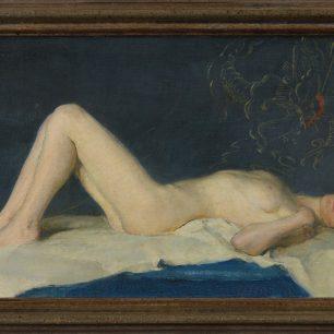 Daydreaming by Rosalie Emslie