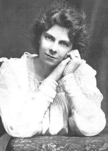 Katharine Goodson 1907