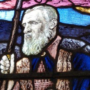 Window  at  St Merryn Padstow by Leonard A Pownall