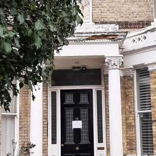 18 Acol Road - Kim Philby's home