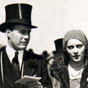 Sir John and Lady Milbanke