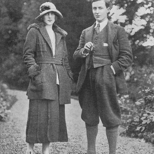 Sheila Chisholm and Lord Loughborough