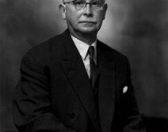 Sir Harold Ridley 1906 - 2001 -pioneer of cataracts