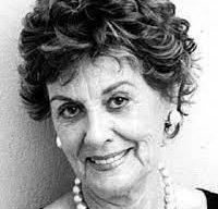 Anne Rogers - actress, dancer, singer