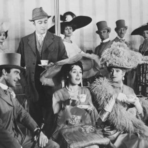 The Ascot scene from My Fair Lady