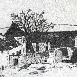 Jeanne Strang's home in France