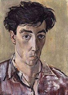 Self portrait  John Minton