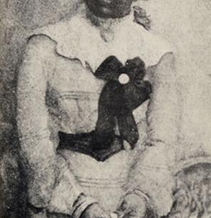 Mrs Spencer Savage by Aina Onabolu 1906