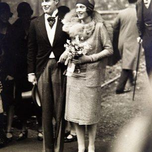 Marriage to Sir John Milbanke