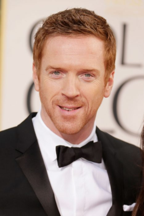 Damien Lewis at the Golden Globe Awards