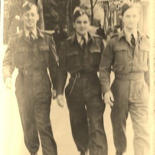Ted Bushell, John Higby and George Short | Ted Bushell