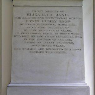 Elizabeth Jane Humby