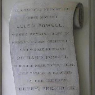 Ellen Powell, Richard Powell
