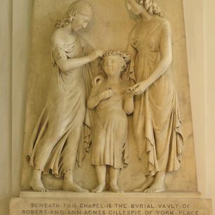 Grace, Mary Ann and Catherine Gillespie who all died between February 1832 and May 1833 | Jack Deans