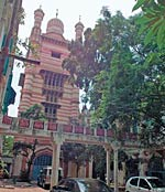 The Facade of the Chepaul Palace | India Today