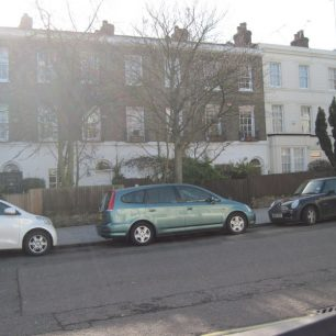St Johns Wood Terrace | Bridget Clarke