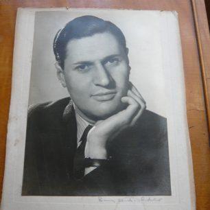 Herbert as a young man | Herbert / Louise