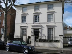 no 31 -formerly ambassador's residence | photo Jeanne Strang