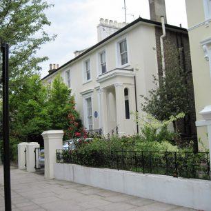 42 Clifton Hill home of Melanie Klein   Bridget Clarke