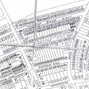 1856 most houses had been built | Westminster Archives