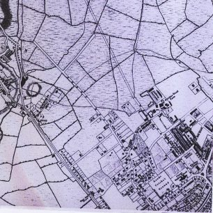 1827 map of the district | Westminster Archives