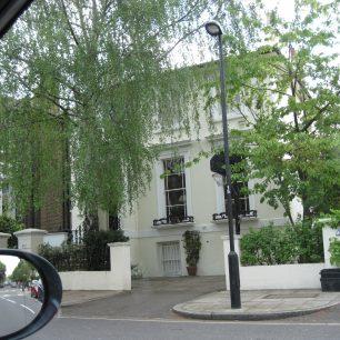 Cast iron steps and window guards | Bridget Clarke