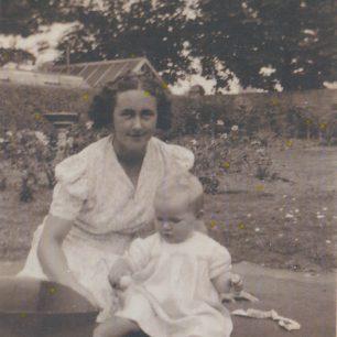 Mrs Hilton and Clare | Clare Hilton