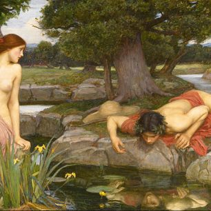 Echo and Narcissus John Waterhouse