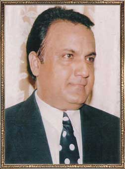 Nawab Mohammed Ali, Eighth Prince of Arcot since 1993