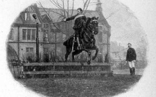 King's Troop Royal Horse Artillery training exercises, 1897
