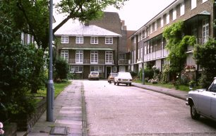 Photographs of St John's Wood in the 1970s